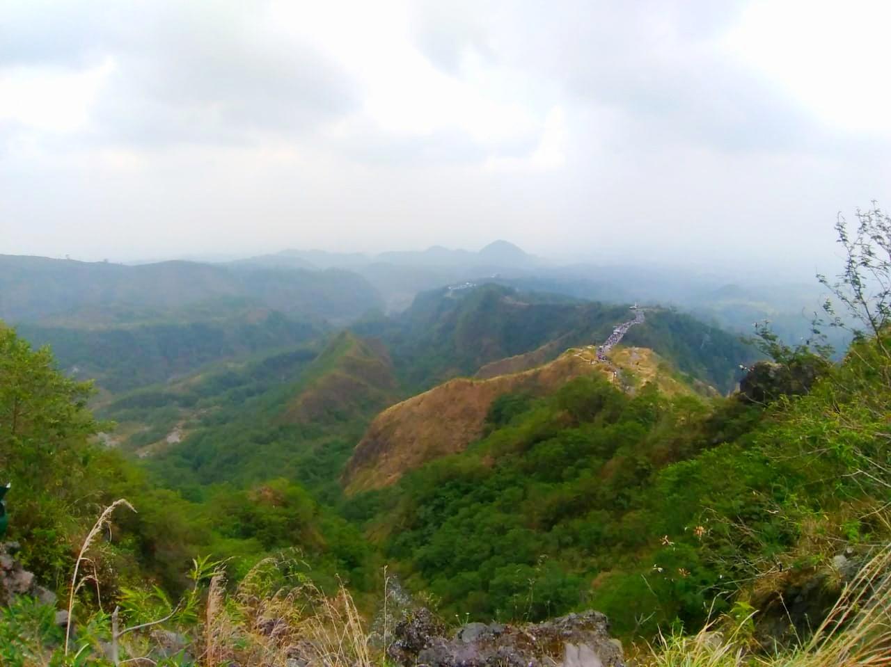 Gunung Kelud Kediri