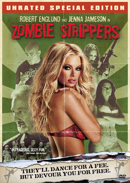 Poster of (18+) Zombie Strippers (2008) UnRated [English-DD5.1] 720p BluRay With Hindi PGS Subtitles