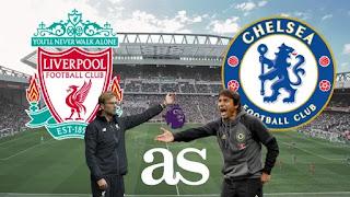 Ливерпуль – Челси смотреть онлайн бесплатно 14 апреля 2019 прямая трансляция в 18:30 МСК.