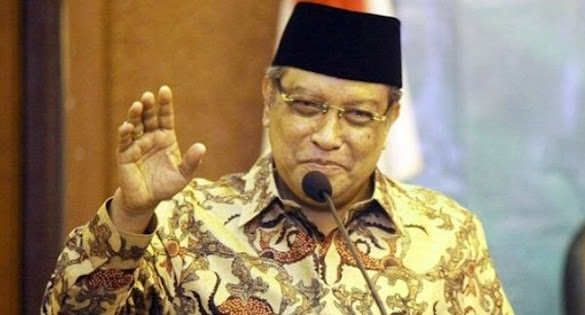 Said Aqil: Anies Selesaikan Dulu Jadi Gubernur Di Jakarta