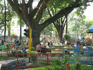 Taman Lalu Lintas Ade Irma Suryani Nasution Bandung