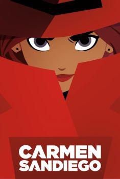 Carmen Sandiego 1ª Temporada Torrent – WEB-DL 720p Dual Áudio