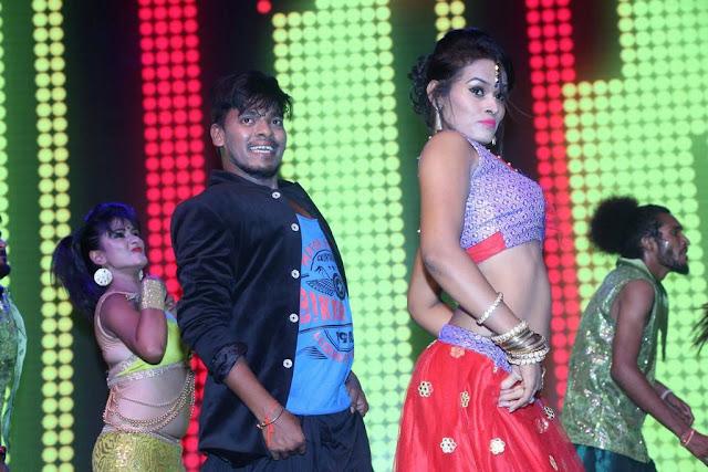 Nisha Stills At Aaradugula Bullet Audio Launch
