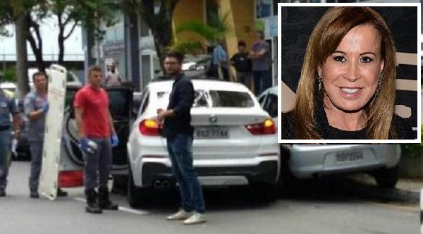 Resultado de imagem para Zilu Camargo tem mal súbito e sofre acidente em São Paulo