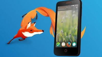Spesifikasi mozilla flame smartphone dengan firefox OS
