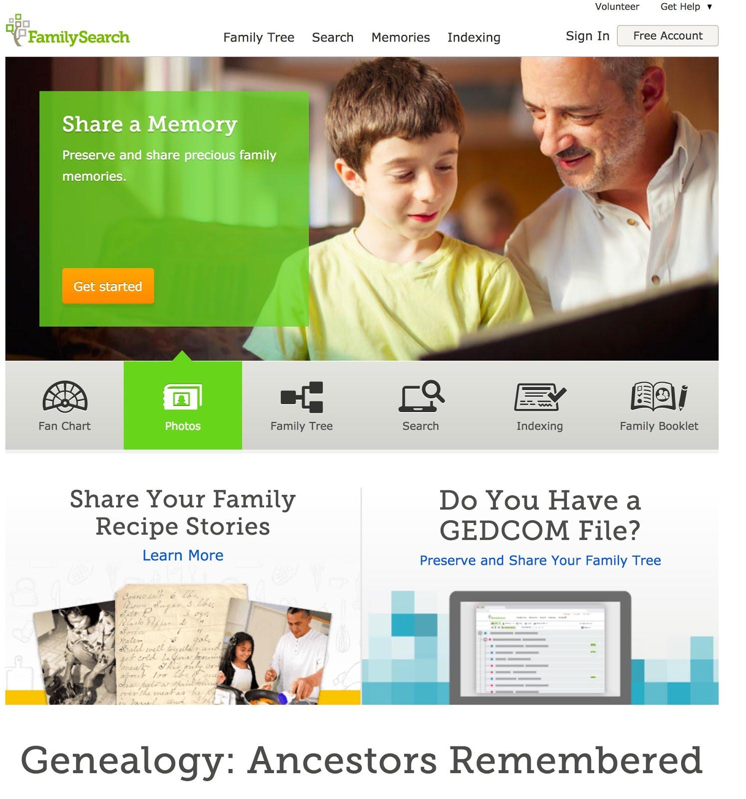 Genealogy's Star: June 2017