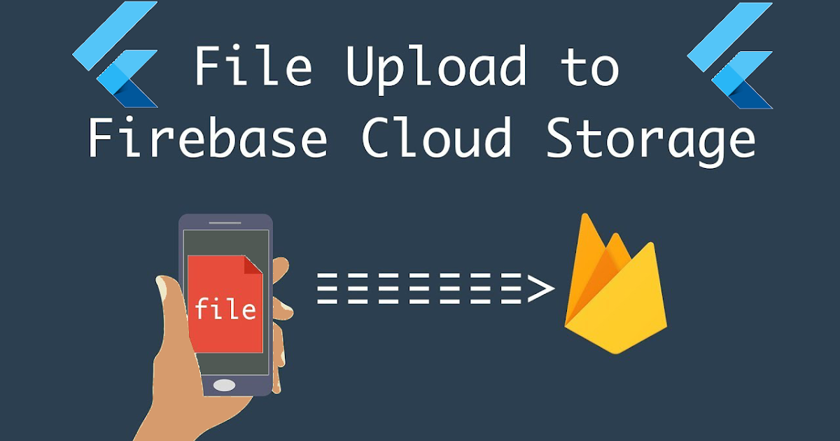 Flutter - Firebase cloud storage example ~ Developer Libs