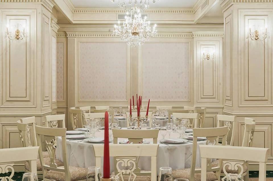 Design interior restaurante stil clasic Bucuresti