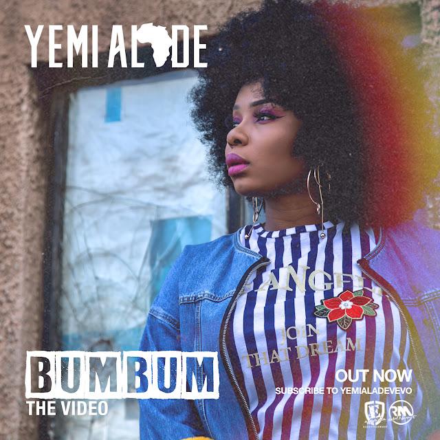 Yemi Alade - Bum Bum (Afro Pop) 2018