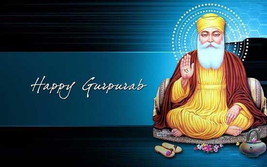 Happy Gurpurab 2018 Dp for Whatsapp and Facebook