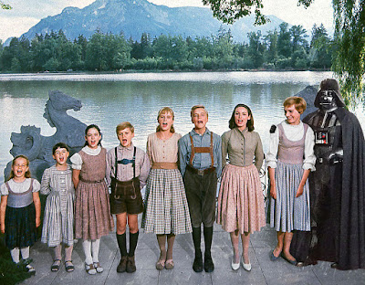 "Darth Vader en ""The Sound of Music"""