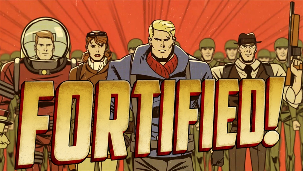 Fortified Game Download Poster