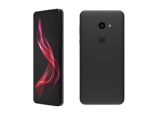 شارب تكشف عن هاتف  Aquos Zero كأول جهاز بشاشة OLED