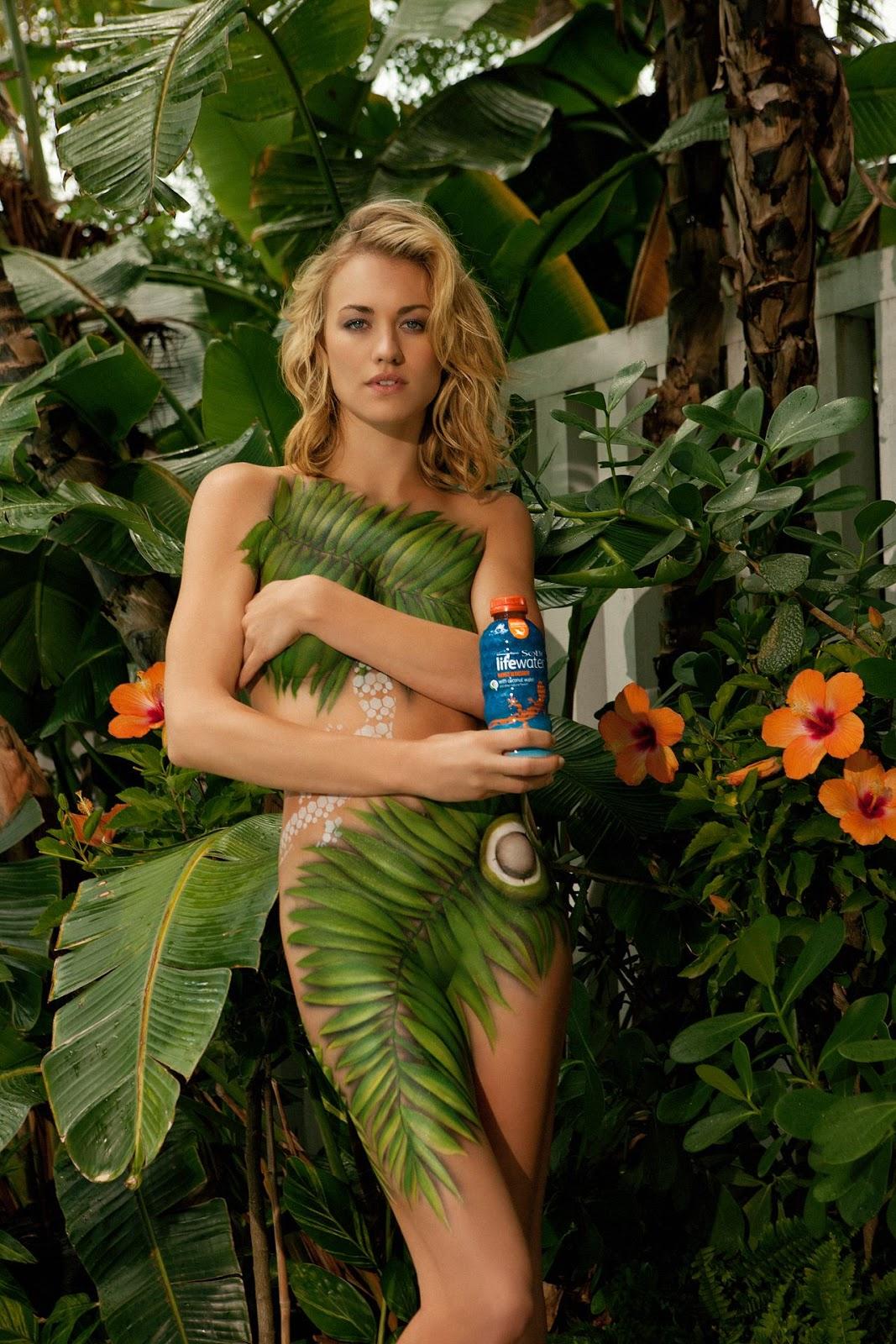 Yvonne Strahovski Nude Leaked and Hot Feet Photos  Leaked