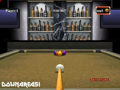 Billiards PSX Game
