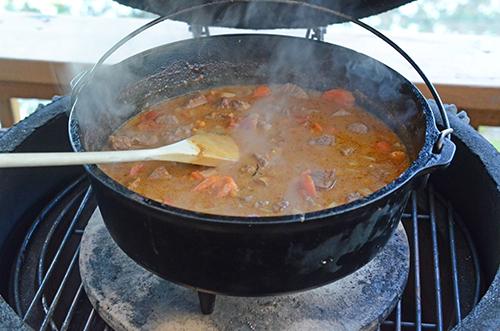 Maafe West African Peanut Stew