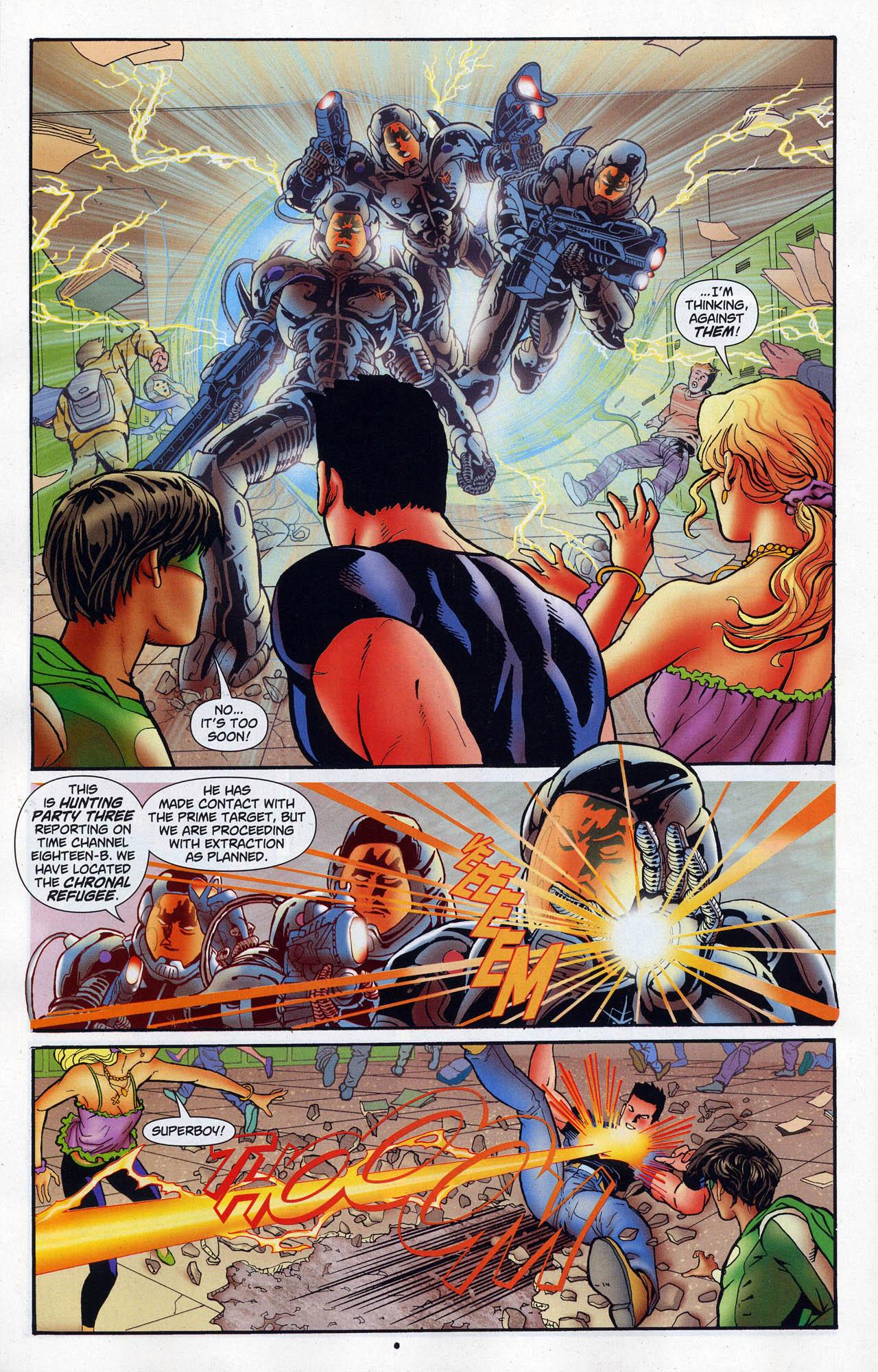 Superboy [I] Issue #3 #3 - English 25