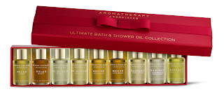 Christmas with Aromatherapy Associates