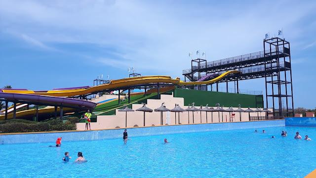 Wasserrutschen Hidropark Alcudia