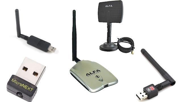 الحل النهائي لمشكلة تثبيت تعريف جهاز ألفا او اي نوع اخر | Alfa Wifi