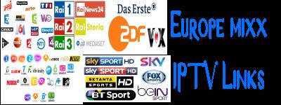 Sky sports UK NL France Germany Italy Spain