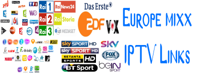 ITALY RAI France BeIN Portugal RTP M3u List