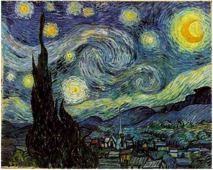 Vincent Van Gogh Famous Paintings And Artwork Of Vincent