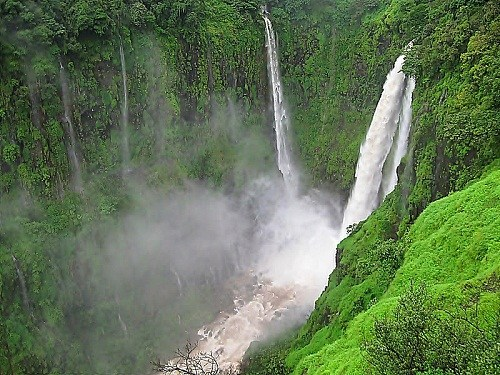 Kune falls