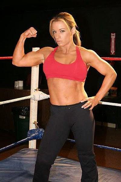 Jennifer Thomas - Kharma - Womens Wrestling