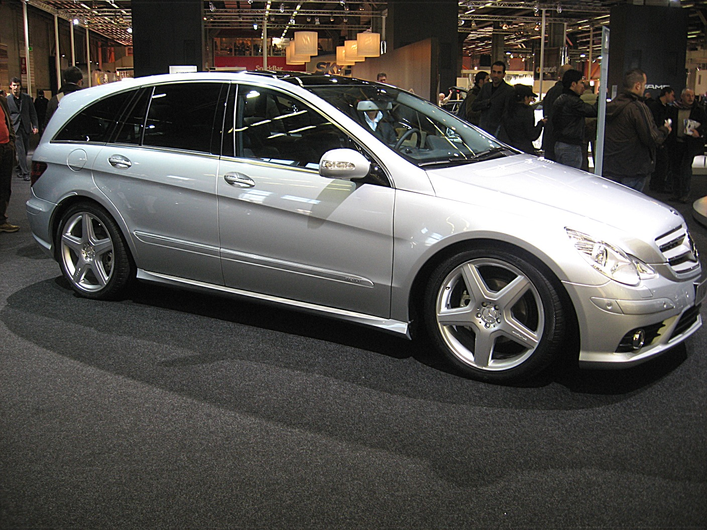 Best Car Models Amp All About Cars Mercedes Benz 2012 R Class