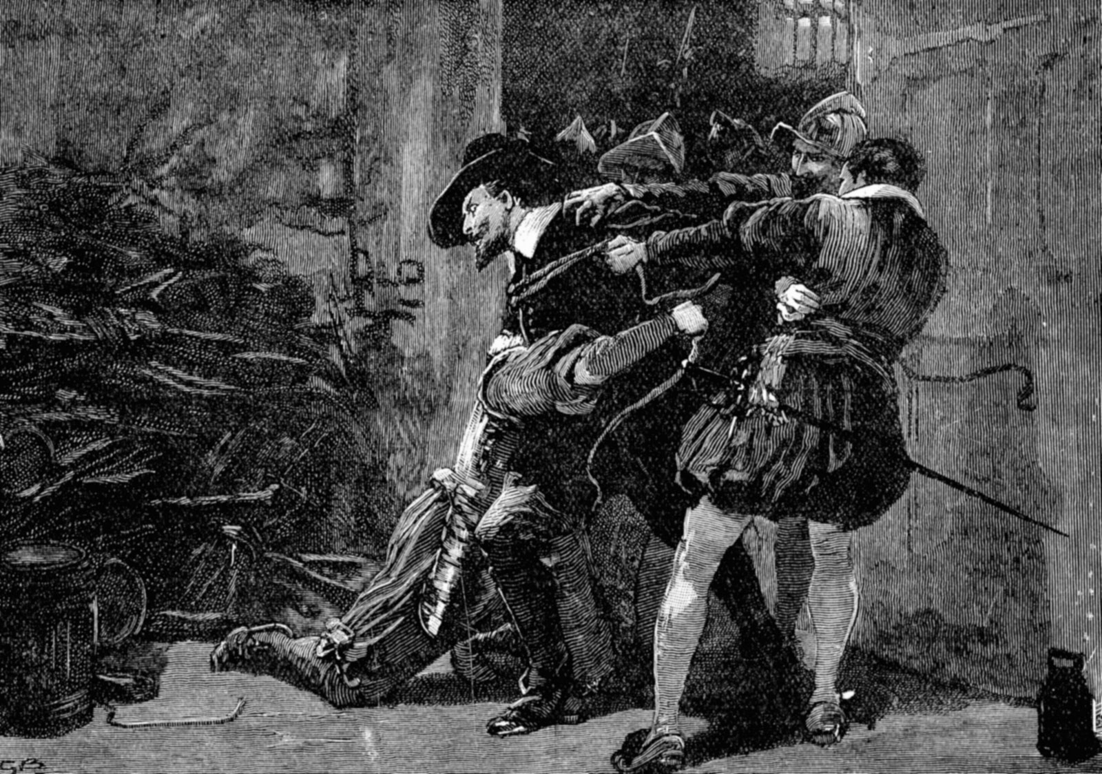 The Tragedy of Macbeth - the tragedy of the foiled Gunpowder Plot ...
