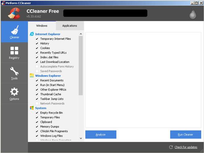 Phần Mềm CCleaner phát tán mã độc malware tới hàng triệu PC