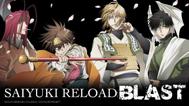 Saiyuuki Reload Blast Sub Indo