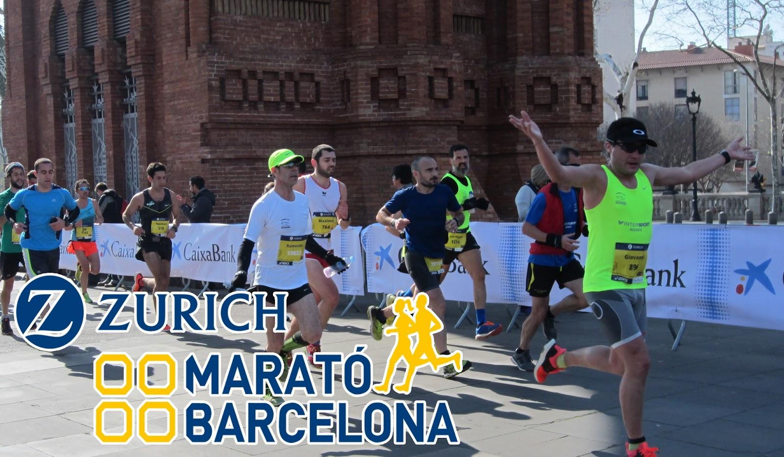 Analizando Zurich Marató de Barcelona 2017
