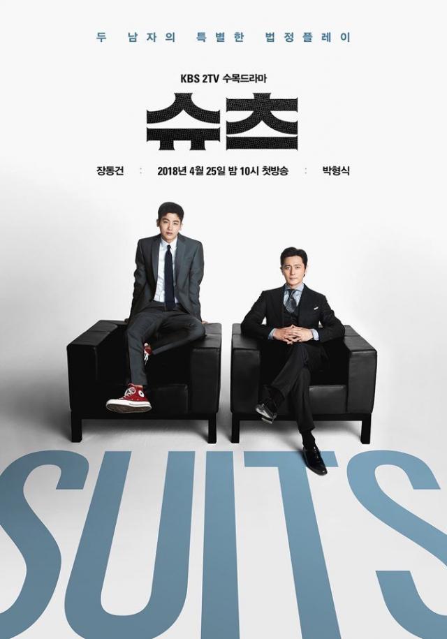 Đấu Trí - Suits (2018)