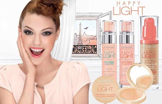 Happy Light de Bourjois, estoy deseando probarlos