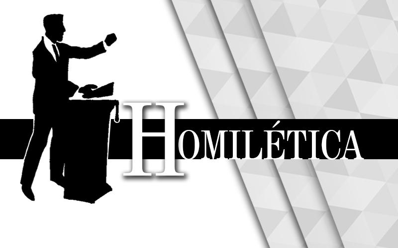 La Estructura Del Sermón Homilético Solo Escritura