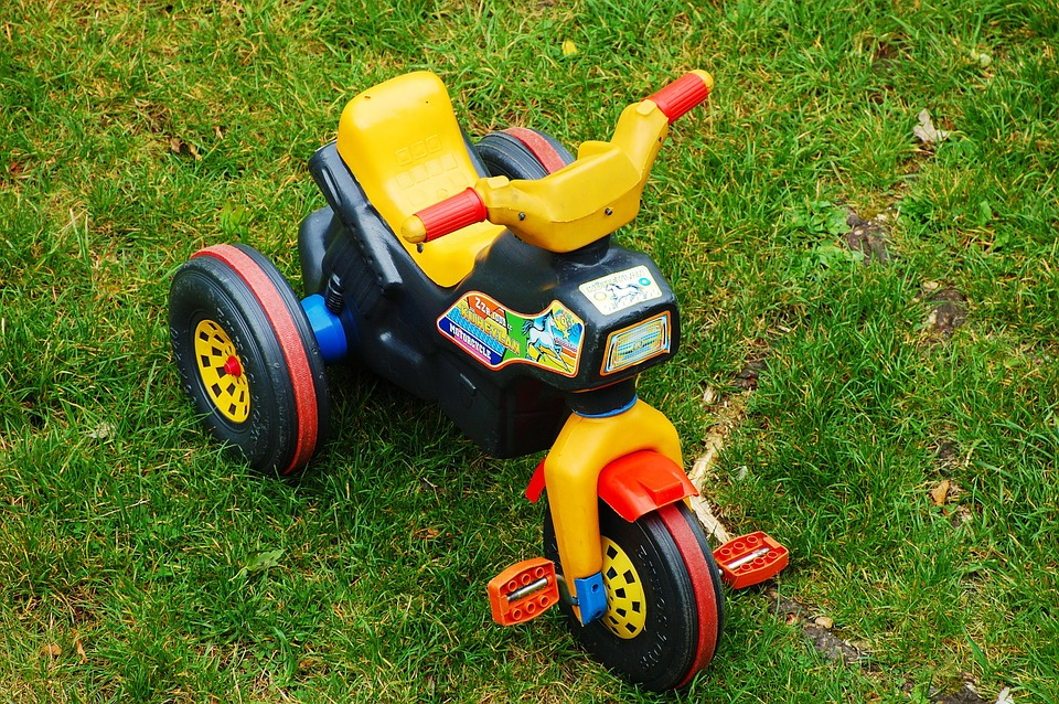 Picking a Ride-on Toy for Your kid