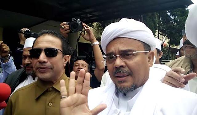 """Sudah diperiksa Polisi di Arab Saudi, Habib Rizieq tegaskan """"itu Rekayasa dan Fitnah"""""""