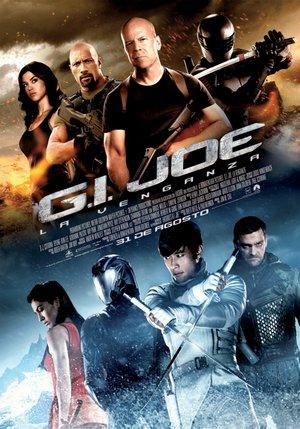 Poster G.I. Joe: Retaliation 2013