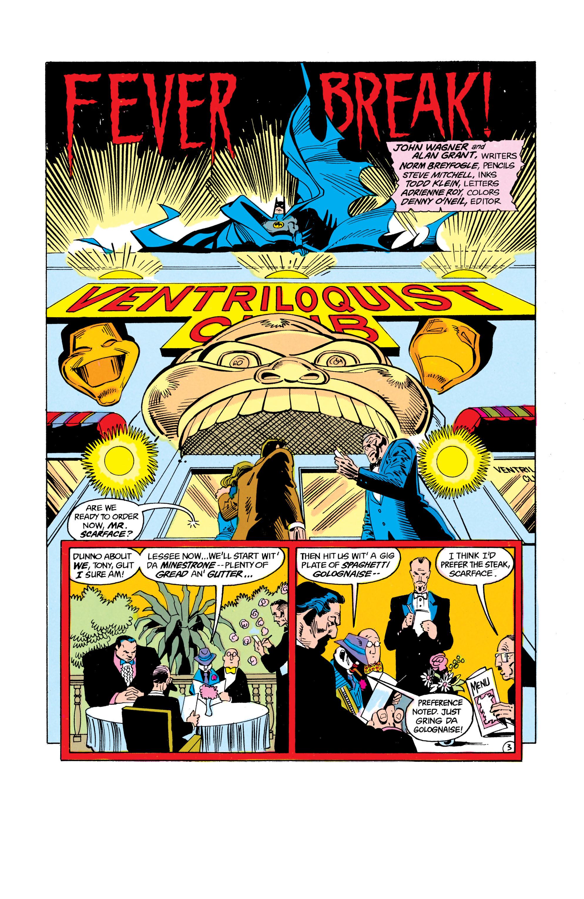 Detective Comics (1937) 584 Page 3