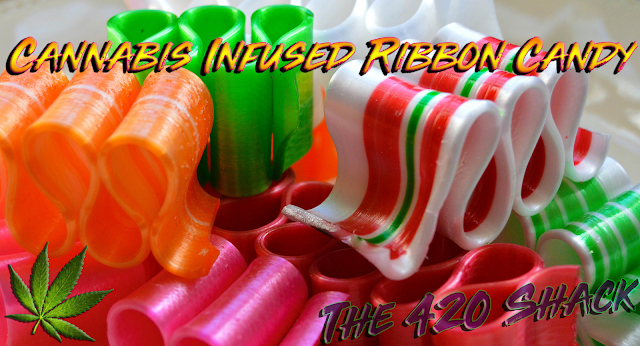 cannabis hard candy ribbons