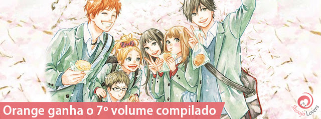 Orange ganha o 7º volume compilado