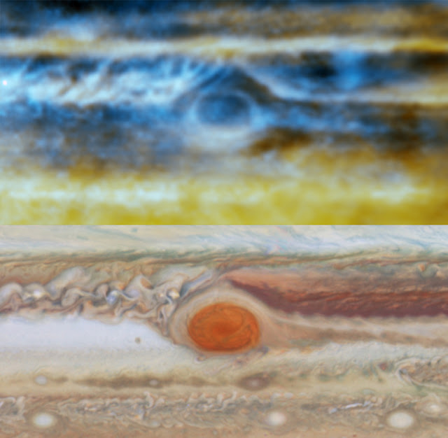 New radio map of Jupiter reveals what's beneath colorful clouds