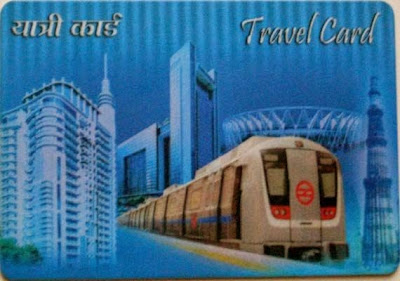 Delhi Metro Commuters Can Now Recharge smart cards via An SMS