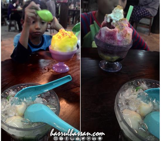 ABC, Jagung Sagat, Lai Chi Kang - Balak Inn