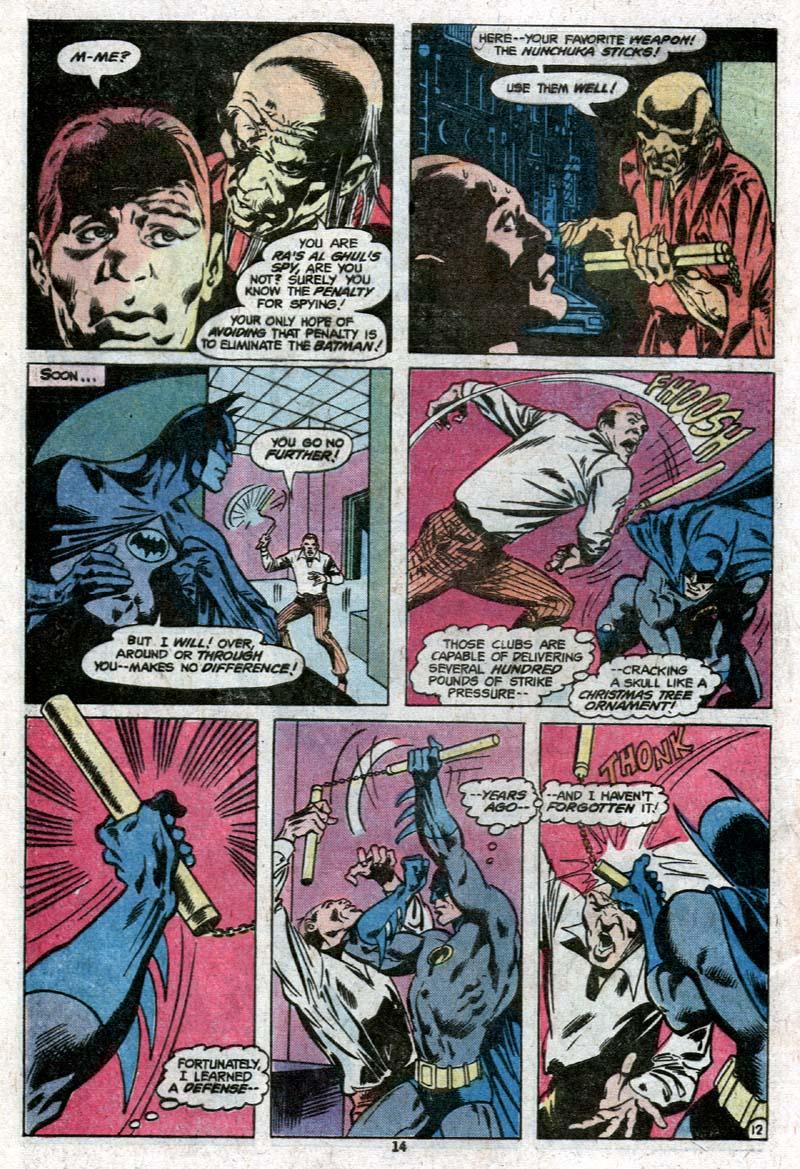 Detective Comics (1937) 485 Page 13