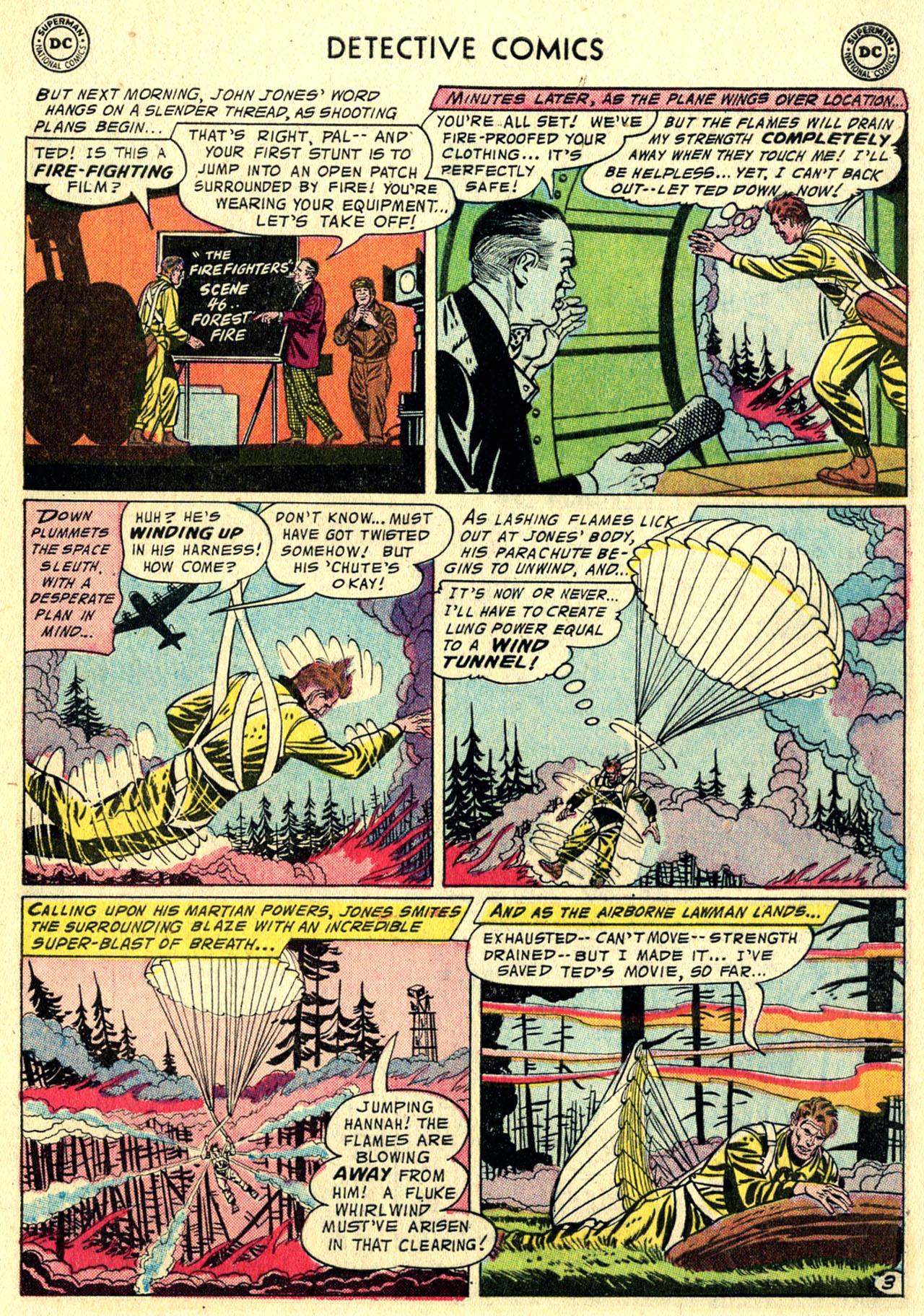 Read online Detective Comics (1937) comic -  Issue #244 - 29