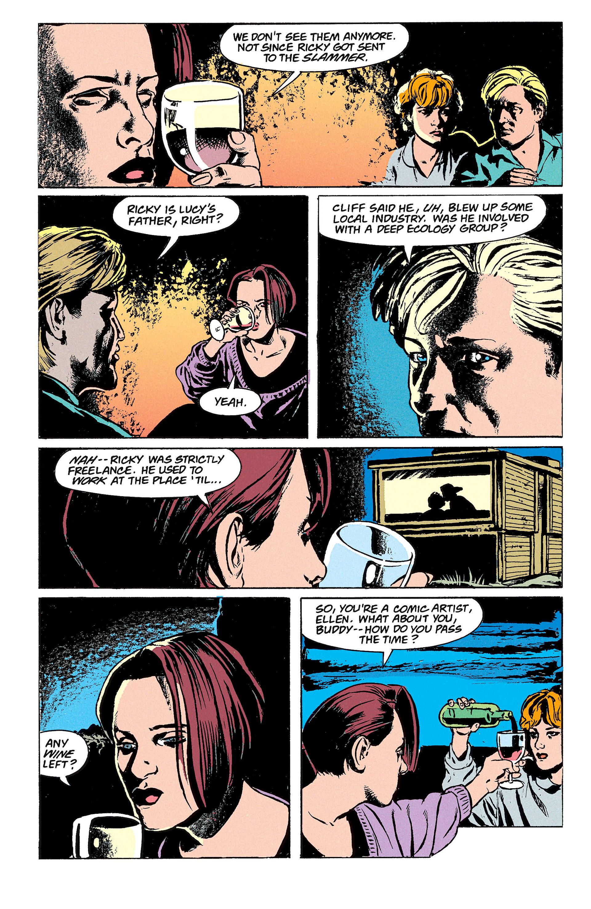 Read online Animal Man (1988) comic -  Issue #62 - 18