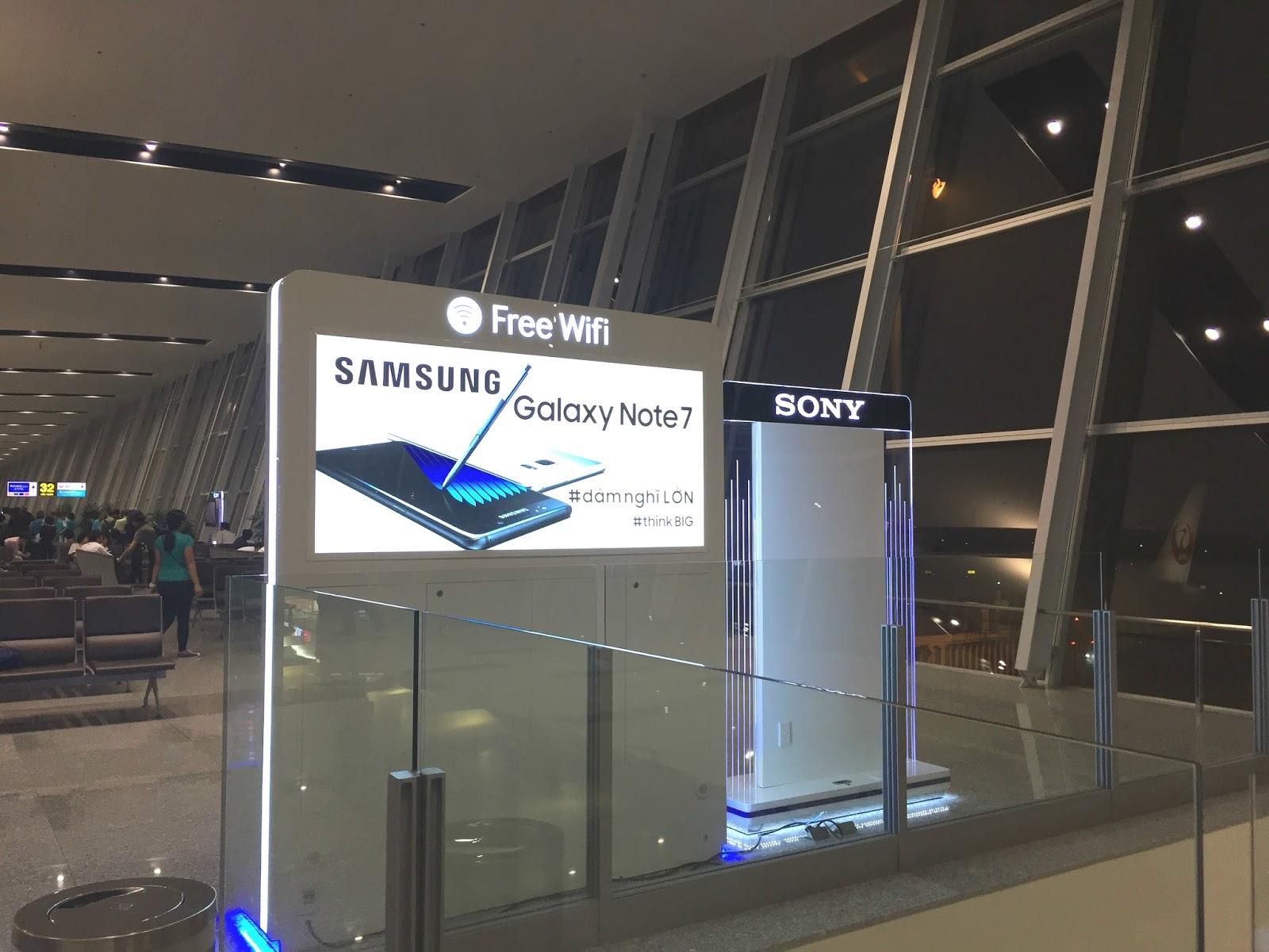 サムスンギャラクシーノート7広告 SAMSUNG Galaxy Note7 AD3
